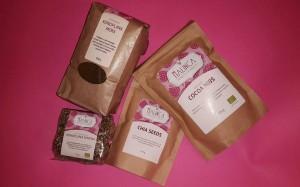 Muffini od konopljinog brašna s kakaovim zrncima i chia sjemenkama  2